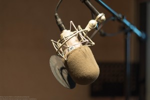 mikrofon-studio